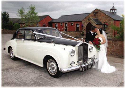 Silver Lady Wedding Car Hire North Cumbria And South West Scotland